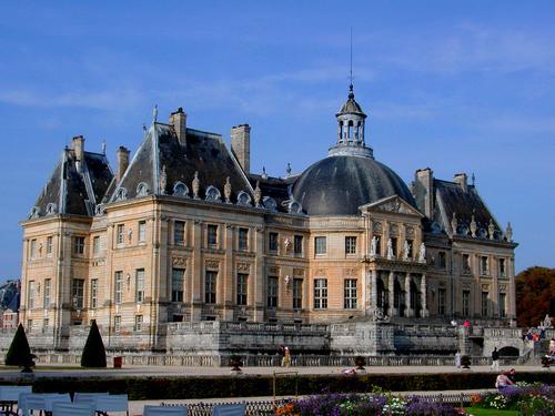 Достопримечательности вокруг Парижа - Замок Во-ле-Виконт (Château de Vaux-le-Vicomte)
