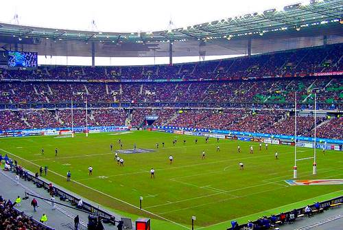Rencontre rugby stade de france